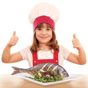 Какую рыбу можно давать детям